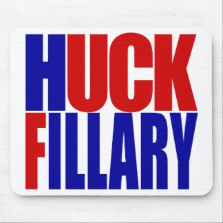 """HUCK FILLARY"" MOUSE PAD"