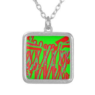 Huddle Muddle 15 Custom Necklace