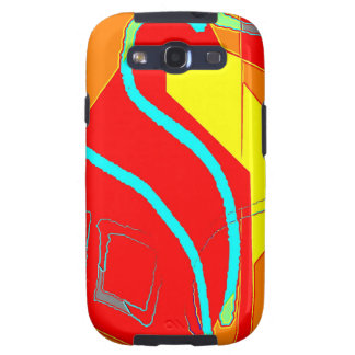 Huddle Muddle 20 Samsung Galaxy SIII Case