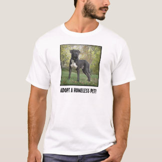 Hudson - Adopt A Homeless Pet! T-Shirt