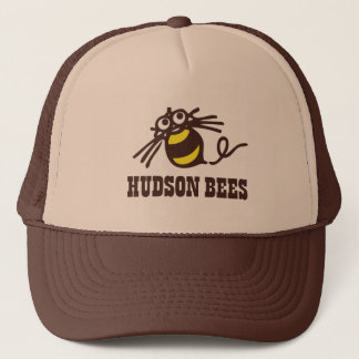 Hudson Bees Baseball Cap (Brown)