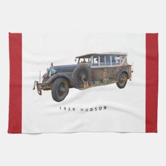 Hudson Car 1929 Kitchen Towel
