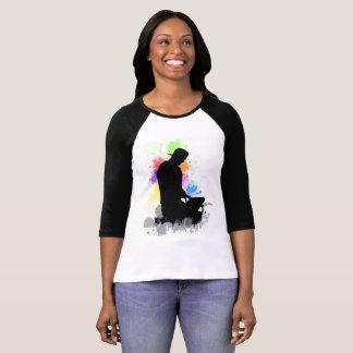 Hudson Henry DJ Logo T-Shirt