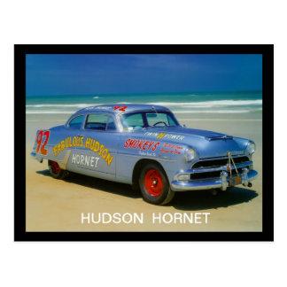 Hudson Hornet Postcard