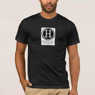 Hudson Photography small logo tee (men's)