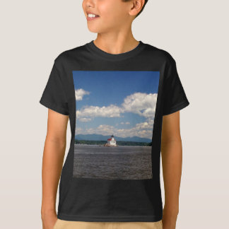 Hudson River Lighthouse T-Shirt