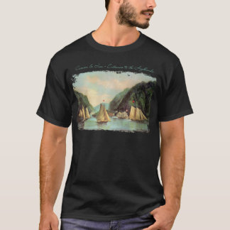 &   Hudson River Men's T-Shirt