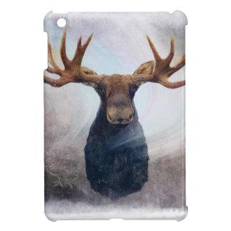 Hudson the Moose iPad Mini Cover
