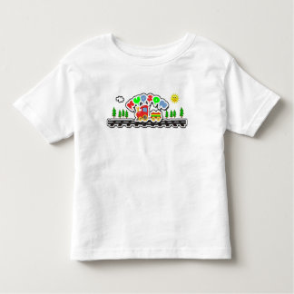 Hudson Toddler T-shirt