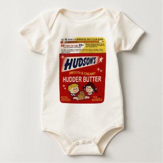 Hudson's Hudder Butter Baby Bodysuit