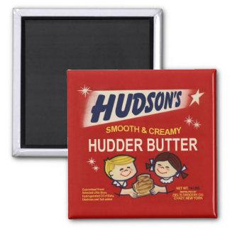 Hudson's Hudder Butter Magnet
