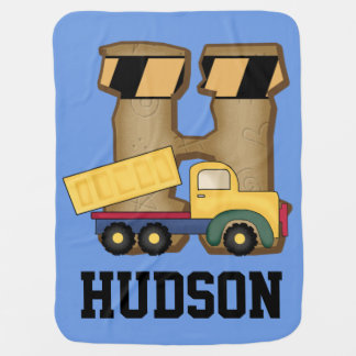 Hudson's Personalized Gifts Baby Blanket