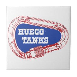 Hueco Tanks Carabiner Tile