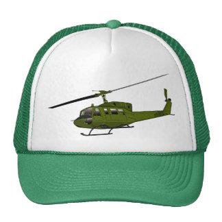 Huey - US Military Machines Mesh Hats