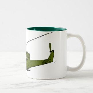 Huey - US Military Machines Mug