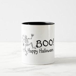 Huez le squelette mugs à café