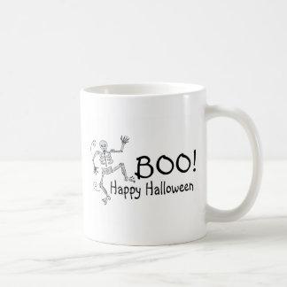 Huez le squelette mug
