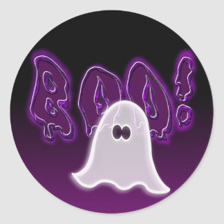 Huez les autocollants de Hallowe'en de fantôme