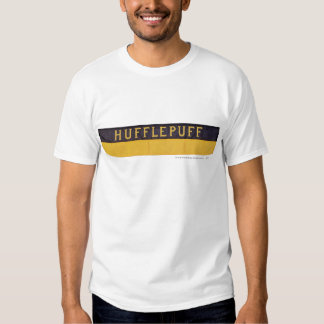 Hufflepuff Banner T Shirts