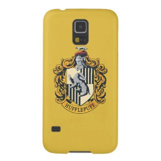 Hufflepuff Crest 3 Galaxy S5 Covers