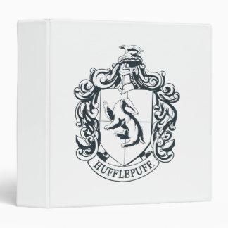 Hufflepuff Crest 3 Ring Binders
