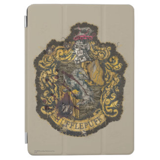 Hufflepuff Crest - Destroyed iPad Air Cover