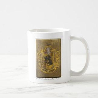 Hufflepuff Crest HPE6 Classic White Coffee Mug