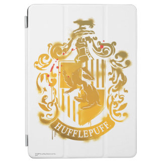 Hufflepuff Crest - Splattered iPad Air Cover
