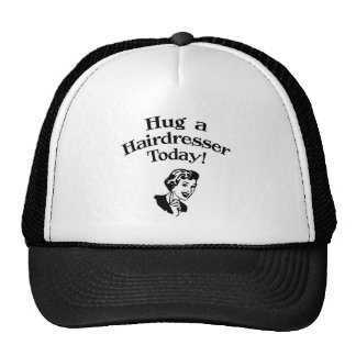 Hug A Hairdresser Trucker Hat