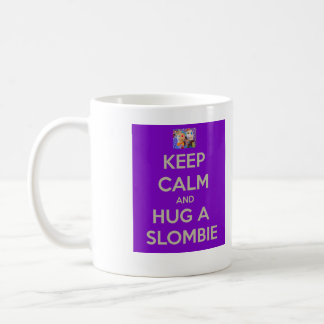 Hug a Slombie mug