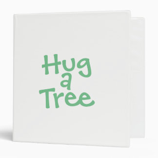 Hug a Tree Binder