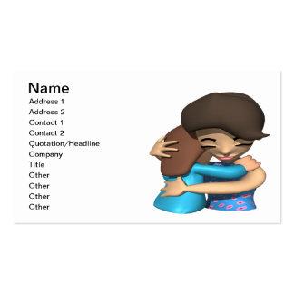 Hug Business Card
