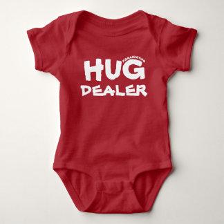 Hug Dealer Infant Baby Outfit Funny Unisex Baby Bodysuit