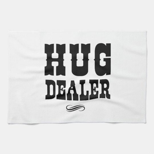 Hug Dealer Kitchen Towel