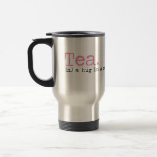 Hug in a Cup... Travel Mug