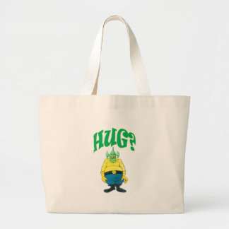 HUG? LARGE TOTE BAG