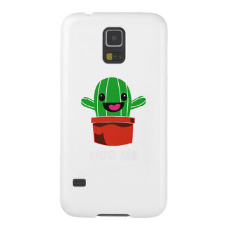 Hug Me - Cactus Galaxy S5 Cover