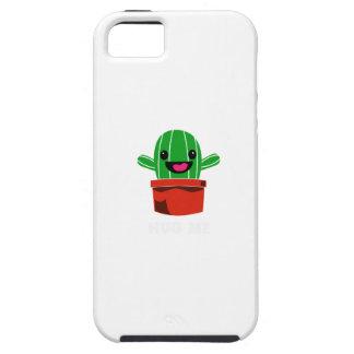 Hug Me - Cactus iPhone 5 Cover