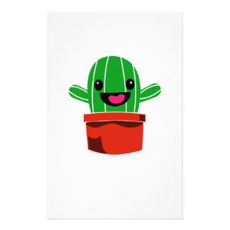 Hug Me - Cactus Stationery