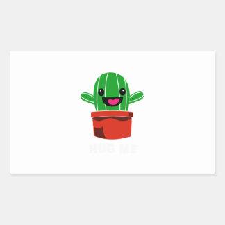 Hug Me - Cactus Sticker