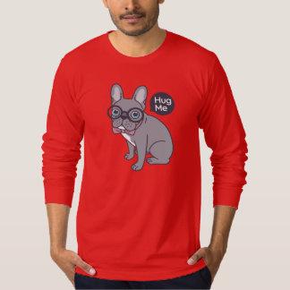 Hug me, cute Lilac Frenchie needs a hug T-Shirt