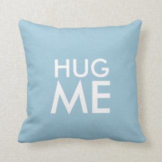 Hug Me Designer Throw Pillow