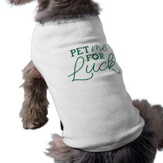 Hug me for Luck Lovely St. Patrick's Day Shirt