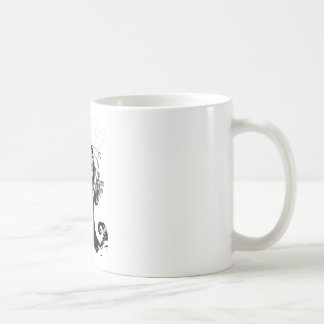 Hug Me Grim Reaper Coffee Mug