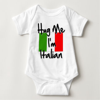 Hug Me I'm Italian Tshirts