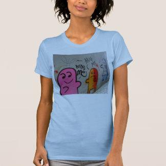 Hug me, Kiss me, love me, dip me. T-Shirt