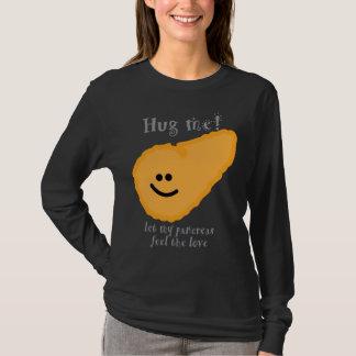 Hug Me!  let my pancreas feel the love! – Diabetes T-Shirt