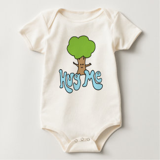 Hug Me Tree Baby Bodysuit