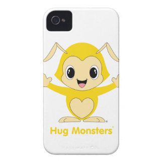 Hug Monsters® BlackBerry Bold Case-Mate iPhone 4 Case-Mate Case