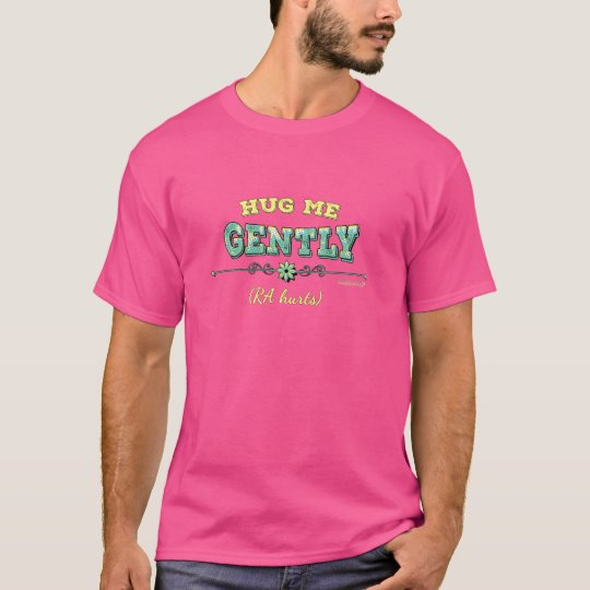 Hug my wife gently unisex up to 5X T-Shirt